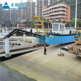 怎么选择抽沙船配置 购买吸沙船需要注意的细节