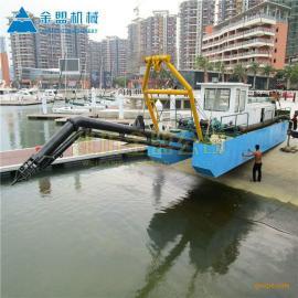 金盟 射流式抽沙船配置定做 射流船生产工厂 8寸