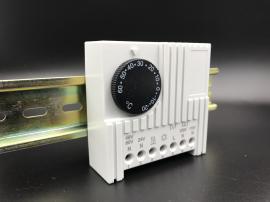 SKSING 低压柜温度控制器 控制风机加热器.000 高压柜恒湿器 SK3110