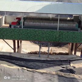 土建建筑泥浆一体处理尾矿污泥循环脱干设备