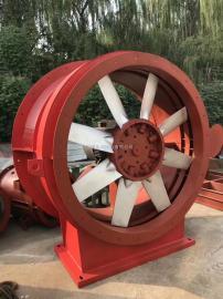 申鼓K40-4No.12/37kw矿用轴流风机K40-4No.12风机