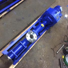 明阳FG不锈钢螺杆泵FG35-1