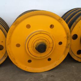澳尔新 铸造起重机滑轮组 吊装滑轮 16T滑轮组
