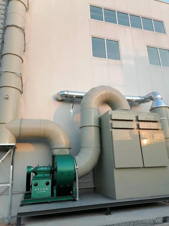 众鑫兴业 真空泵油雾净化器-机械式油雾分离器 ZX-FQ