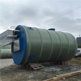 其他 雨水一体化预制泵站 50型号齐全