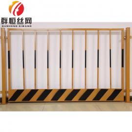 工地定型化标准化临边防护栏建筑施工现场临边安全围栏现货 1.2*2.0m 群恒