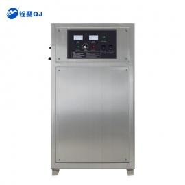 铨聚QJ 十�f级净化车间臭氧消毒�C臭氧�l生器 QJ-8009K-40G