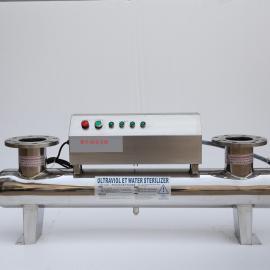 GEHUI AIR紫外� �⒕�器 消毒器 水�⒕�不�P�管道式紫外�消毒器XYU-50