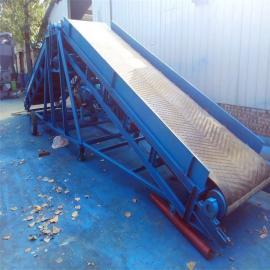六九重工精品热销 600mm带宽化肥装卸车用尼龙LJ8皮带输送机