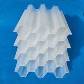 ST 蜂窝斜管填料在污水处理中应用广泛 35mm