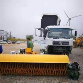 FH富华 改装雪铲扫雪刷抛雪头汽车加装 汽车改装扫雪刷、推雪铲