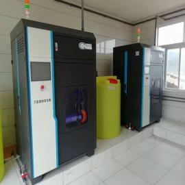 和创智云次氯酸钠发生器选型/水厂电解食盐消毒设备HCCL