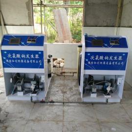 和创智云全自动次氯酸钠发生器/电解法水厂消毒设备HCCL