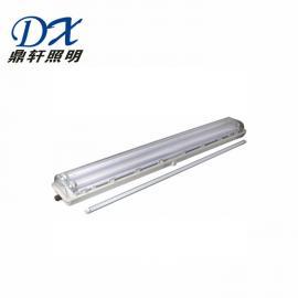 经济型LED三防灯全塑荧光灯2*20W/20WFPY-J鼎轩照明