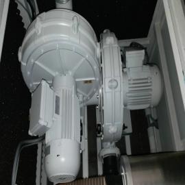 德国elektror HRD 2 FU-130/7,5 伊莱克罗�L�C用于排�狻�衷铩⑹称�/饮料加工行业