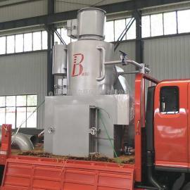 BTE 贝特尔小型垃圾焚烧炉 农村垃圾处理装置 烟气达标排放 WFS