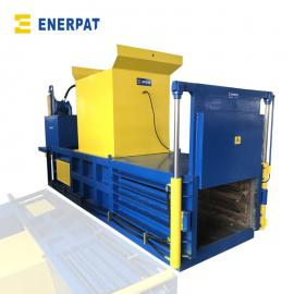 恩派特半自动化废海绵压缩打包设备 高效率HBM100-11075