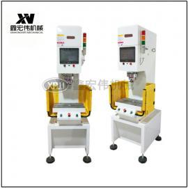 鑫宏伟 热销 C型数控单臂压装机数控智能液压机精密数控伺服电子压力机 XHW系列