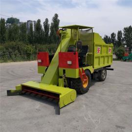 自动收放清粪车 柴油四轮刮粪机 SQF-4 圣时
