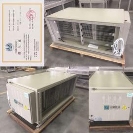 正境环保厨房油烟净化器8000风量JYJ-JD-8