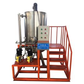 和创智云PAC絮凝剂投加装置/工业污水处理加药设备HCJY