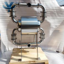 Y 卫生级气动隔膜泵 YKQW-51