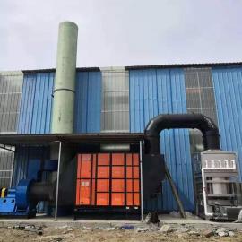 金科兴业K油烟油雾净化器 机械加工车间油烟废气净化处理设备