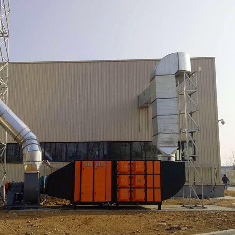 航科环保 FOM-EP-K(F) 热处理油槽油烟 热表车间油烟净化设备
