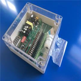 乔达订做单机除尘器配套脉冲控制仪 控制柜用脉控制仪QYM-ZC-12D