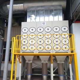 航科环保 FD-F-24 工业粉尘除尘设备 布袋除尘器打磨加工