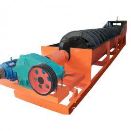 隆鼎环保科技 车载移动式螺旋洗砂机 LX