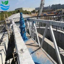 半桥周边传动刮吸泥机 ZBGN