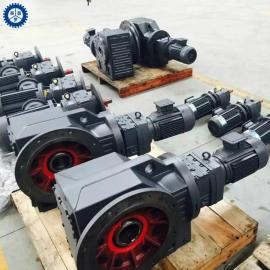 SEW FAF87R57DRS71M4 风力发电减速机硬齿面锥齿轮减速器
