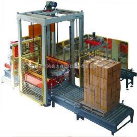 鸿鑫达自动化成品箱码垛机,纸箱物流输送线,滚筒线HXD061