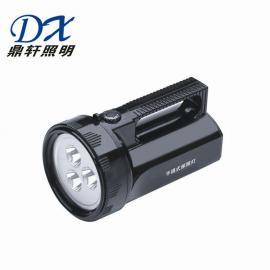 鼎轩照明 手提式消防LED高亮度远射灯3*3W HYG968A-9W
