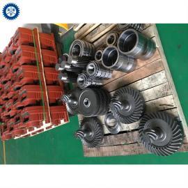 英普罗斜齿轮蜗轮蜗杆减速器电机马达铆钉机减速机R137R77斜齿轮蜗轮蜗杆减速器