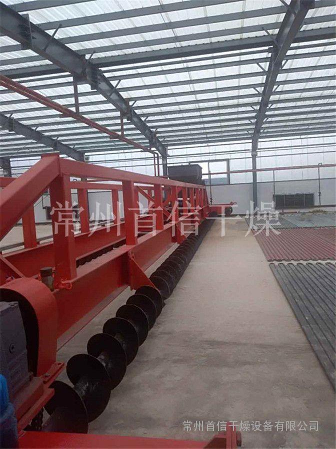 首信干燥 阳光房污泥干化处置干燥设备 YGF