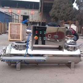 三水水处理城镇小型污水处理厂紫外线消毒器XYU-50
