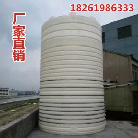 �A社 大型化工�U液��罐耐酸�A塑料水箱�p水�┧芰纤�塔 50T