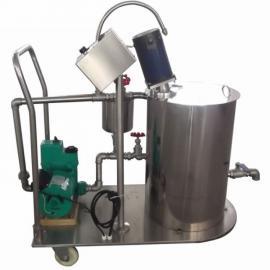 森欣 ZXP-30L 自吸循环式配浆机