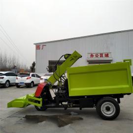 圣时 三轮清粪车构造 刮粪车清扫干净 SQF-2