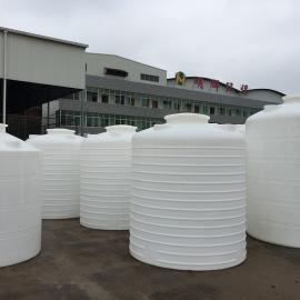 绿明辉密封聚乙烯10000L一体成型储罐厂家直销