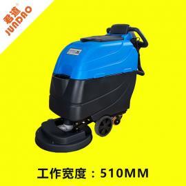 君道(JUNDAO) 君道全自动洗地机,电瓶驱动进口洗地机