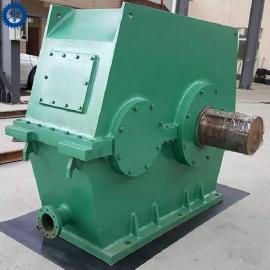 西门子大型大功率磨球减速机齿轮箱铝型材切割机专用MBY800-7.1
