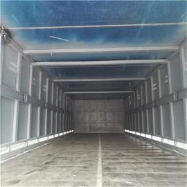 程力威 九类杂项危险品箱式运输车解放 SH5033TQPPEGCN