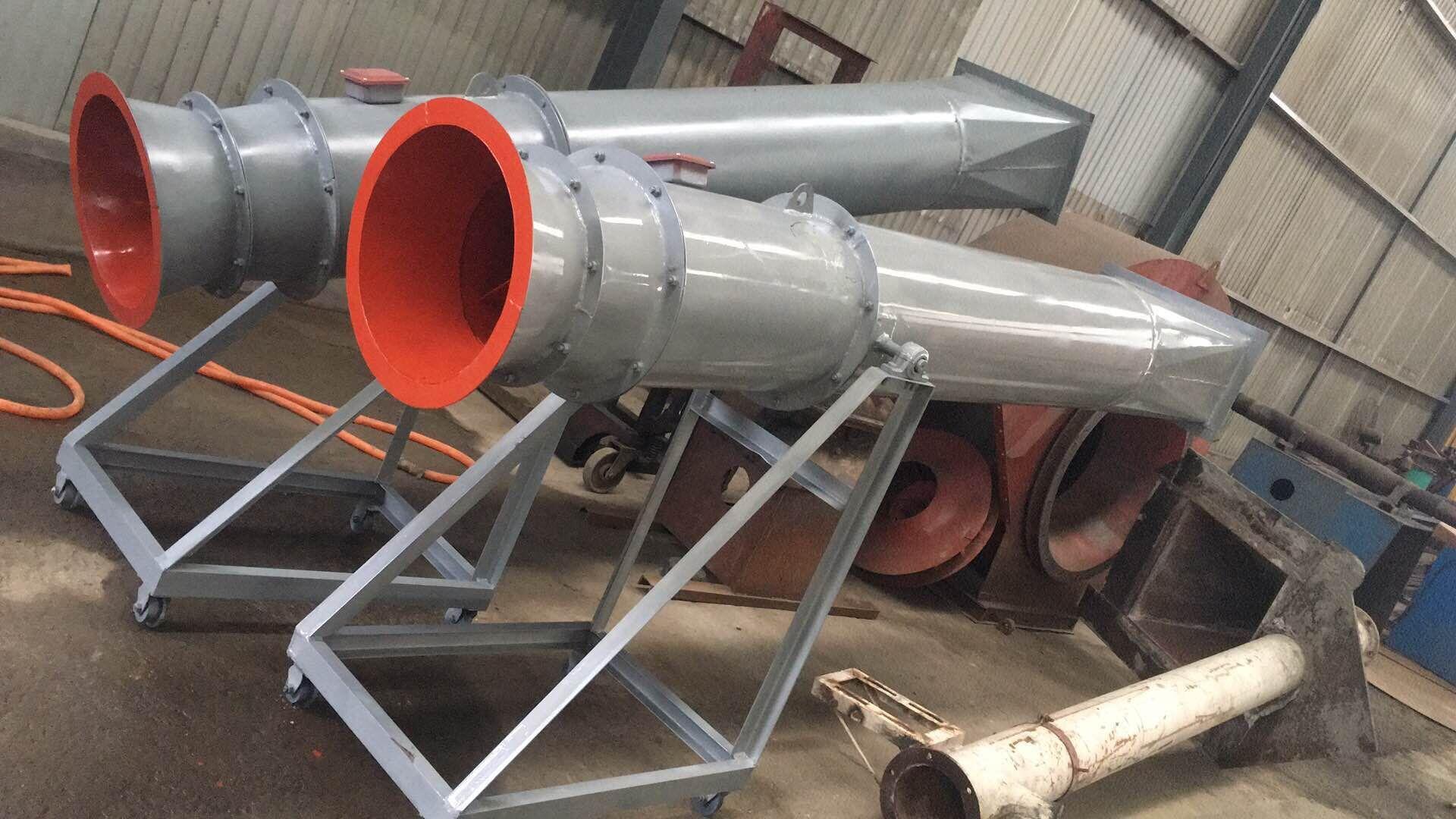 X45.25水泥窑筒体风机