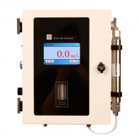 臭氧浓度分析仪 臭氧检测 臭氧发生器浓度监测 触摸屏 白色外壳 BMOZ-2000C