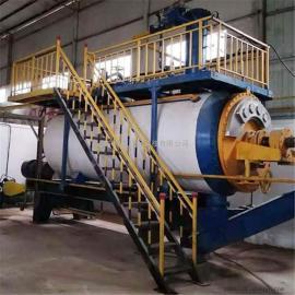 翰德 屠宰场废弃物设备 肉骨粉 羽毛粉 鱼粉加工设备 环保生产 HDRGF