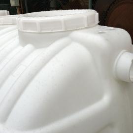 绿明辉 一体成型旱厕改造1立方塑料化�S池 厂家直销