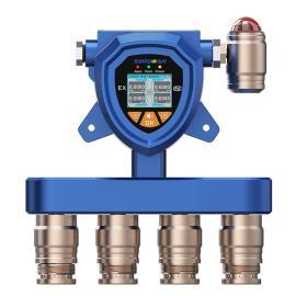 深国安 固定式隔爆型丙酸乙酯多合一气体检测仪 SGA-502/503/504